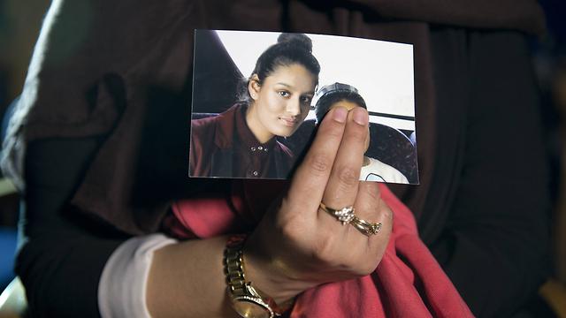 אחותה של שמימה מציגה את תמונתה ב-2015 וקוראת לה לשוב הביתה (צילום: gettyimages) (צילום: gettyimages)