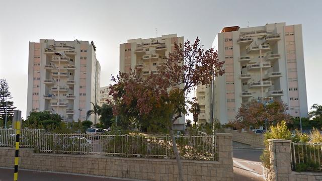 ראשון לציון. התחדשות עירונית - כבר לא רק במערב העיר (צילום: google street view) (צילום: google street view)