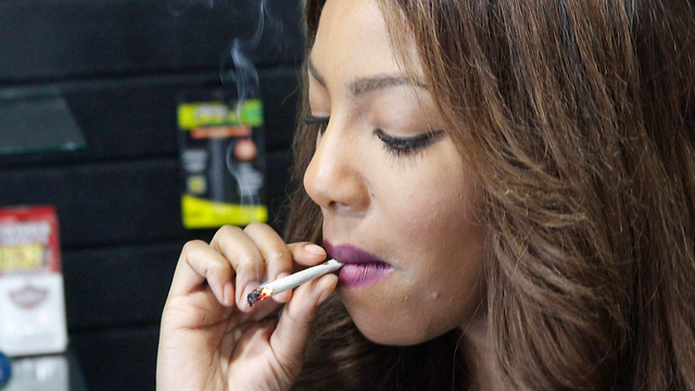 Marijuana made legal in Alaska (Photo: AP)