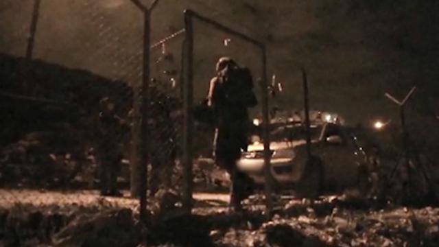 """מבצע """"חומת מגן"""" ב-2002 למעשה אף פעם לא נגמר (צילום: דובר צה""""ל, רון בן ישי) (צילום: דובר צה"""