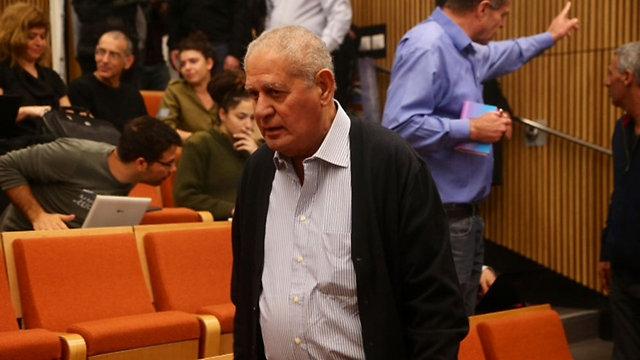 הורשע. שאול לגזיאל (צילום: מוטי קמחי) (צילום: מוטי קמחי)