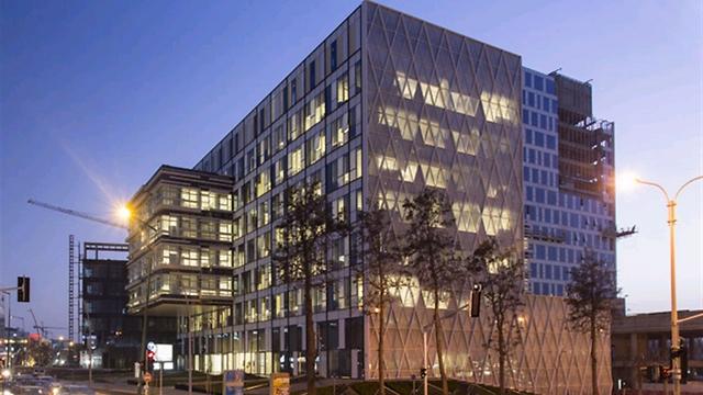Apple's offices in Herzliya Pituach (Photo: Apple PR)