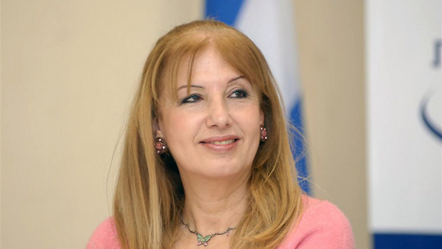 Nadia Hilou (Photo: Yaron Brener)
