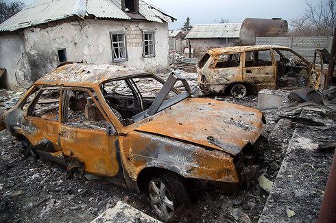 המשבר באי קרים גרם להוצאת הקבוצות האוקראיניות מהליגה (צילום: AFP) (צילום: AFP)