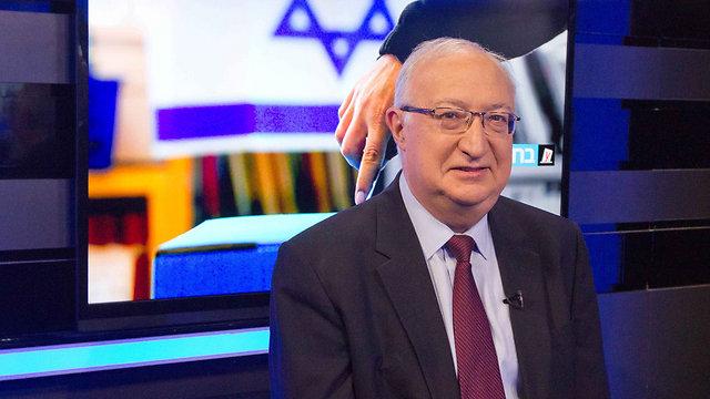 Prof. Manuel Trajtenberg (Photo: Ido Erez)