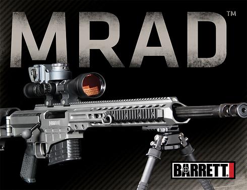 """הנשק של הימ""""מ MRAD (צילום: מתוך אתר היצרן) (צילום: מתוך אתר היצרן)"""