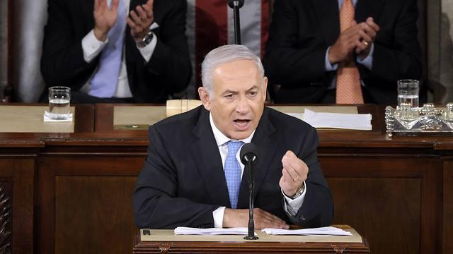 Prime Minister Netanyahu (Photo: AP) (Photo: AP)