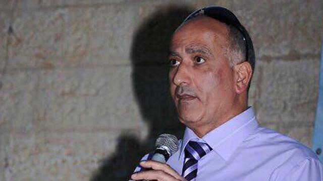 מנהל בית הספר ברהט סאלם אל-קרינאווי