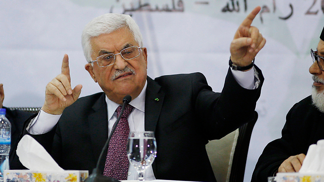 Mahmoud Abbas. Both he and Arafat rejected generous offers (Photo: Reuters)