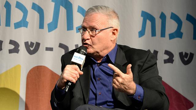 Amos Yadlin (Photo: Herzl Yosef) (Photo: Herzl Yosef)