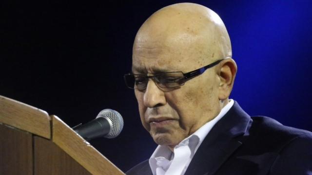 Former Mossad chief Meir Dagan (Photo: Motti Kimchi)