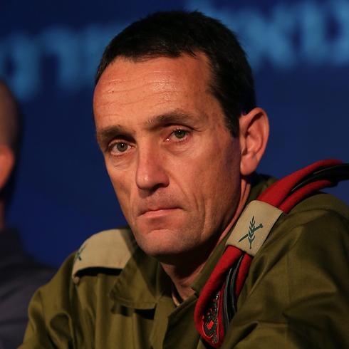 IDF Intelligence head Herzi Halevi (Photo: Alex Kolomoisky)