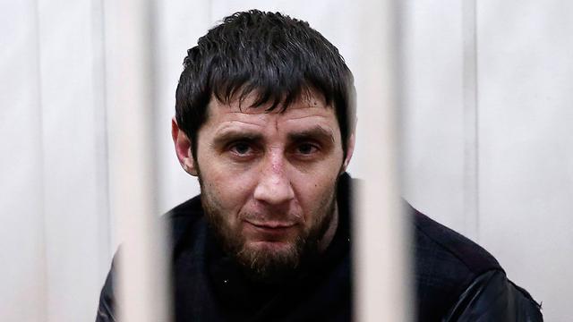 זאור דאדייב, הנאשם שהודה במעורבות ברצח (צילום: רויטרס) (צילום: רויטרס)