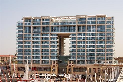 The Ritz Carlton Herzliya (Photo: Matthew Sho)