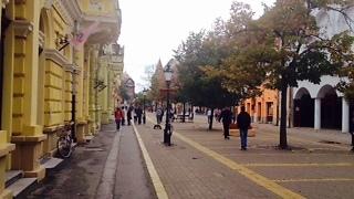 רחוב קורזו (צילום: שי דזה)