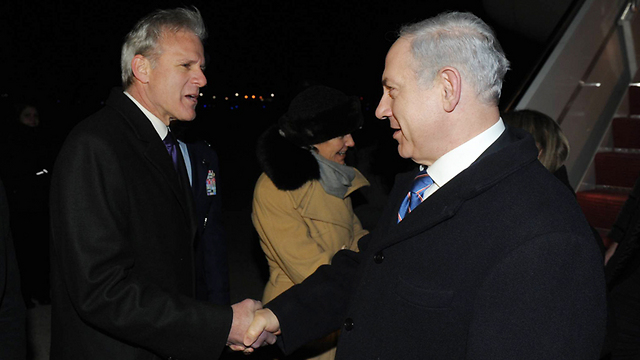 Oren and Netanyahu (Photo: GPO)