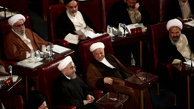 Iran's Supreme Council. Plans for regional domination (Photo: AFP)