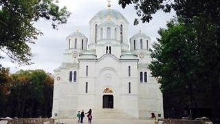 כנסיית סנט ג'ורג טופולה (צילום: שי זדה)