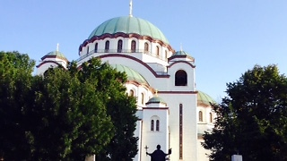כנסיית סנט סאבה (צילום: שי זדה)