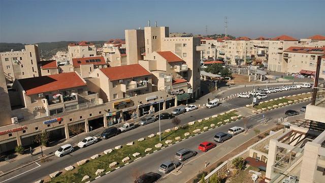 שכונת רמת בית שמש. הנחה של 21% (צילום: נחשון פיליפסון) (צילום: נחשון פיליפסון)