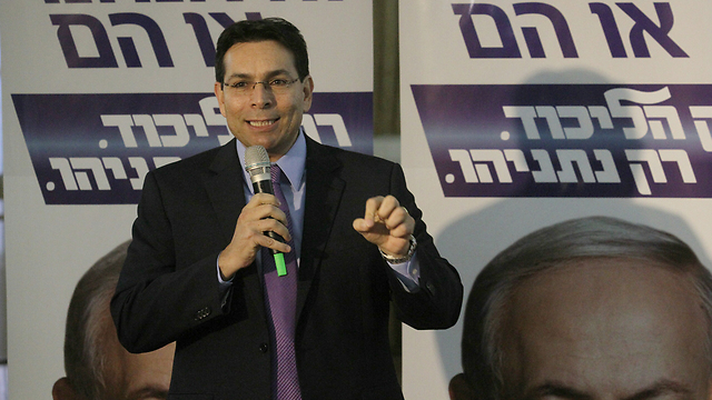 New allegations against Danon came to light (Photo: Ido Erez)