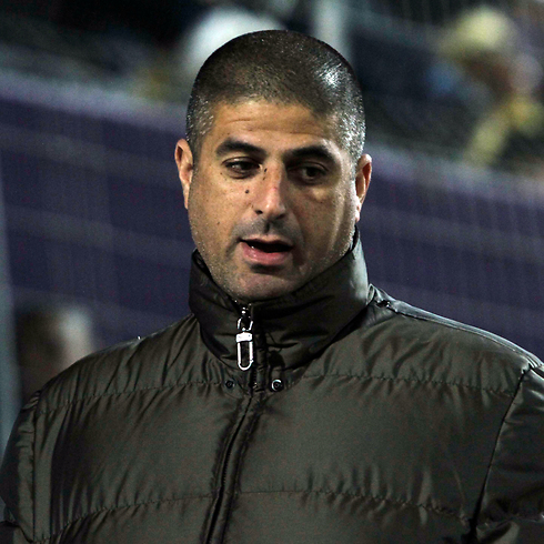 Hakoah Ramat Gan owner Yosef was also questioned (Photo: Mor Shauli)