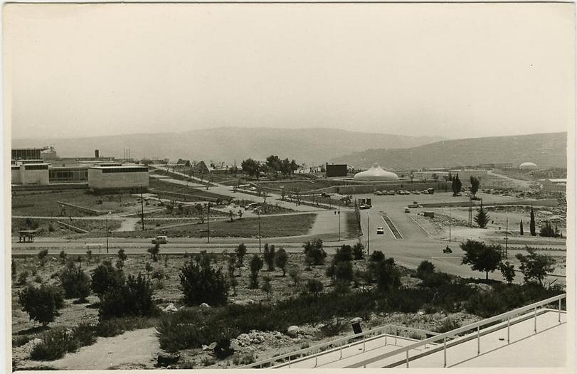 המוזיאון בשנת הקמתו, 1965 (  )