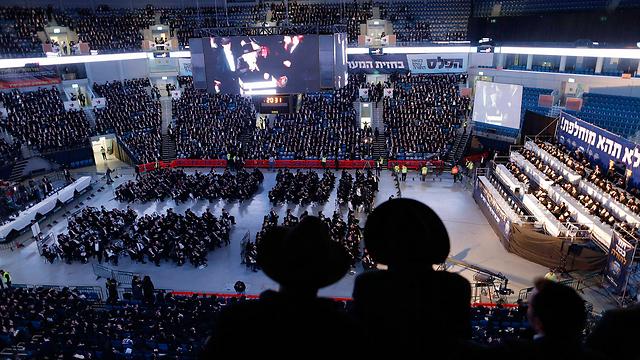 """הרב אוירבך על """"דגל התורה"""": """"מי שמסייע להם - מסייע לידי עוברי עבירה"""" (צילום: רויטרס) (צילום: רויטרס)"""