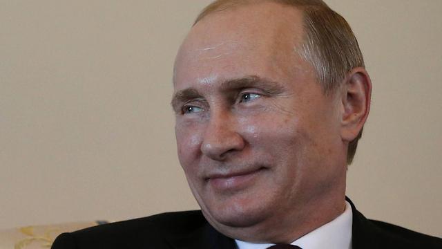 Russian President Vladamir Putin. (Photo: AFP)
