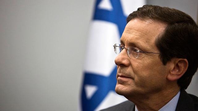 Zionist Union leader Isaac Herzog (Photo: Reuters)