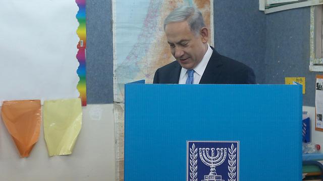 PM Netanyahu. Safe to say he is not a New Likudnik (Photo: Mark Yisrael Salem,)