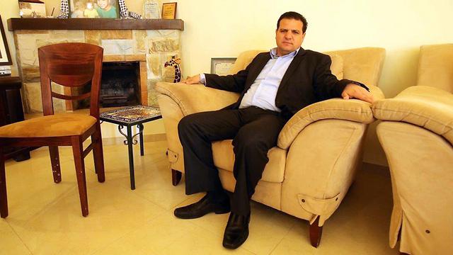 Aiman Uda (Photo: Elad Gershgoren)