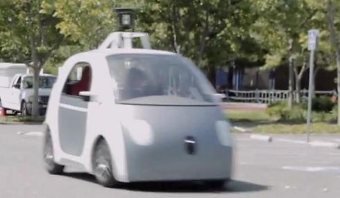 האוטונומית של גוגל - עתיד ()