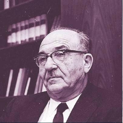 Levi Eshkol. (Photo: David Rubinger)