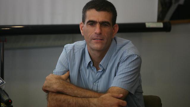 Meretz candidate Mossi Raz (Photo: Gil Yohanan)