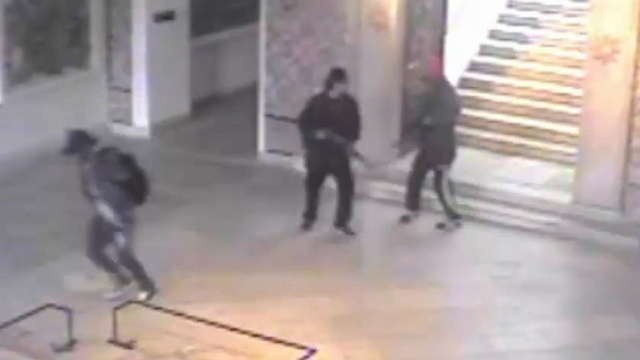 Attack on Tunisia's National Bardo Museum in March (Photo: AFP) (Photo: AFP)