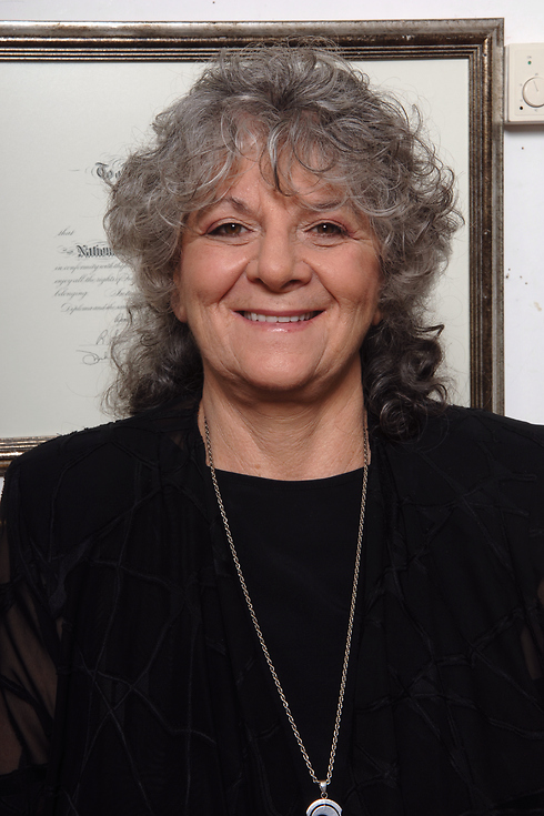 Prof. Ada Yonath, who won the Nobel Prize in Chemistry in 2009 (photos courtesy of Foreign Ministry)