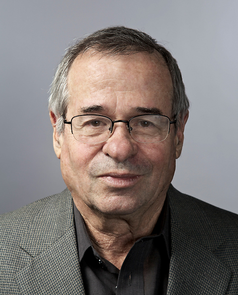Prof. Arieh Warshel, who won the Nobel Prize in Chemistry in 2013 (photo courtesy of Foreign Ministry)