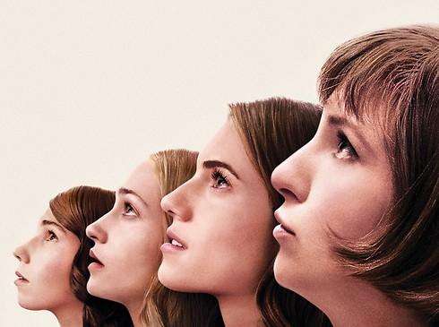 על ארבע בנות דיברה הסדרה (צילום: באדיבות yes) (צילום: באדיבות yes)