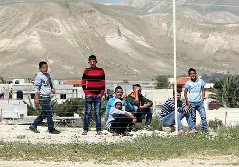 ילדים צופים (צילום: אורן אהרוני) (צילום: אורן אהרוני)