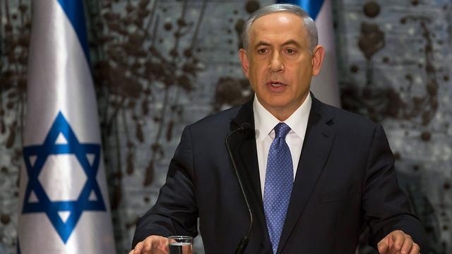 "Netanyahu: ""Iran needs a deal more than anyone"" (Photo: EPA) (Photo: EPA)"