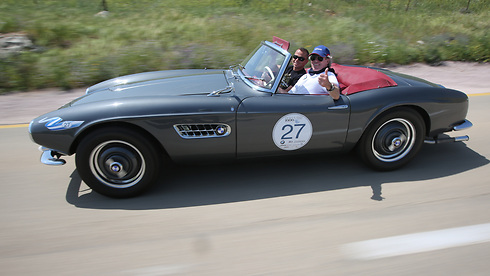 ב.מ.וו 507 מודל 1957 (רונן טופלברג) (רונן טופלברג)