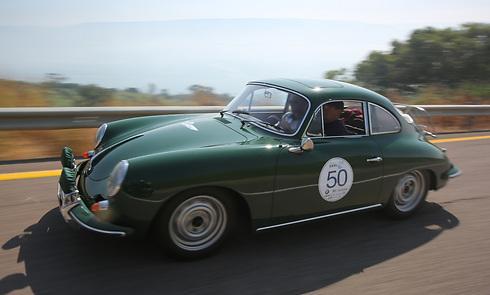 פורשה 356 מודל 1964 (רונן טופלברג) (רונן טופלברג)