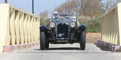 אלפא רומיאו 8C מודל 1934 (רונן טופלברג) (רונן טופלברג)