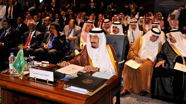 הכינוס ה-26 של הליגה הערבית (צילום: EPA) (צילום: EPA)