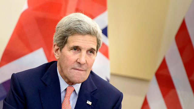 US Secretary of State Kerry (Photo: Reuters)