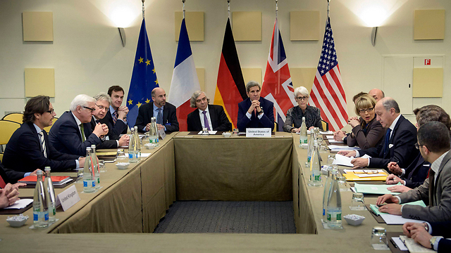 Nuclear talks in Switzerland. Leading to a bad political agreement (Photo: Reuters)