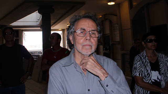 Cinematographer David Gurfinkel (Photo: Shosh Shosh Maimon)