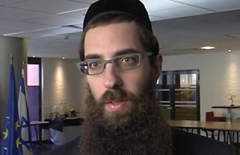 Toulouse rabbi Harold Avraham Weill (Photo: Télétoulouse) (Photo: TéléToulouse)