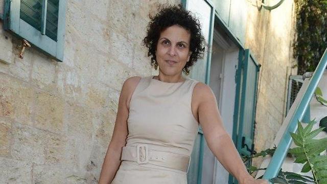 """סוהא עראף, במאית """"וילה טומא"""" (צילום: ראובן כהן) (צילום: ראובן כהן)"""